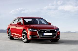 4th generation Audi A8
