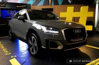 All-new Audi Q2