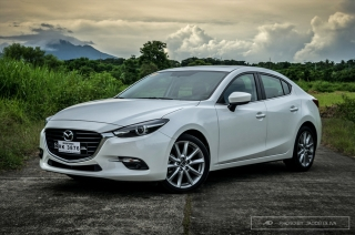 Mazda3 sedan review philippines