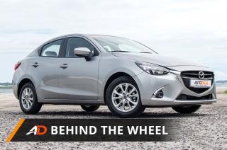 2017 Mazda2 Sedan V+