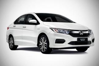 Honda City Sport Hybrid i-DCD