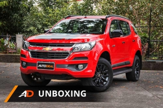 2017 Chevrolet Trailblazer 2.8 AT 4x4 Z71