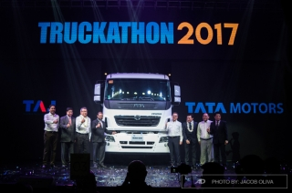 Tata Motors commercial vehicles