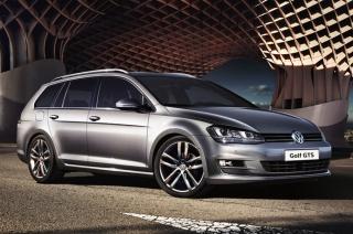 Volkswagen Golf GTS