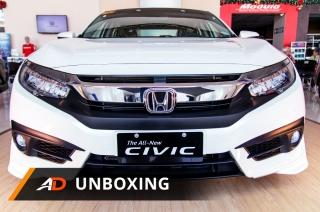 Honda Civic E Modulo