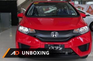 Honda Jazz 1.5 V CVT