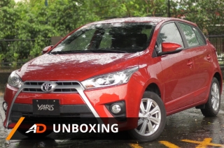 Toyota Yaris 1.6 G