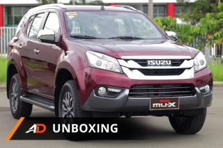 Isuzu mu-X LS-A 4x4 AT