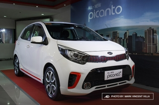Kia Philippines all-new Picanto