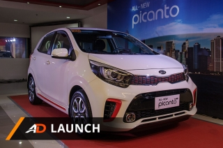2017 Kia Picanto - Launch