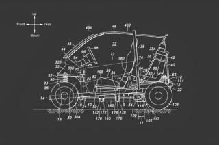 Honda Patent EV