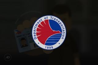 DOTr LTO driver's license