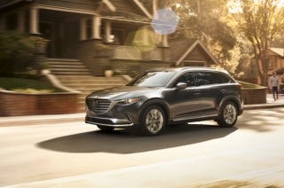 mazda cx-9 total quality impact award