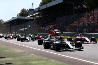 Formula 1 Italian Grand Prix