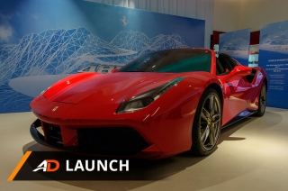 Ferrari 488 Spider Sets Foot in the Philippines - Launch