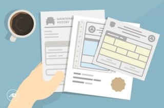 Necessary documents you need to present your buyer when selling your used car