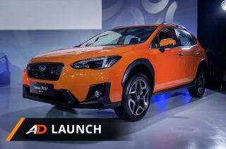 All-new 2018 Subaru XV - Launch