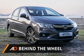 2017 Honda City VX Navi - Behind the Wheel