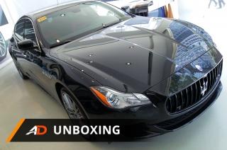 Maserati Quattroporte GTS V8