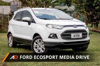 Ford EcoSport Wellness Weekend Drive