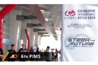 6th Philippine International Motor Show