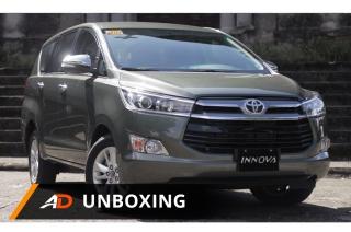 Toyota Innova 2.8 V