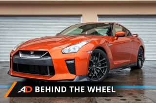 2017 Nissan GT-R - Behind the Wheel