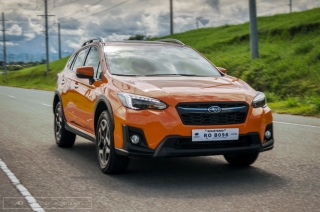 review 2018 subaru XV