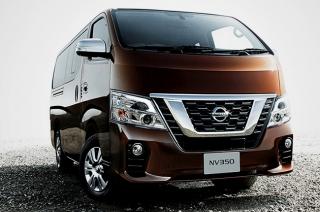 2018 Nissan N350 Urvan