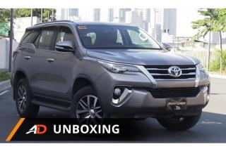 Toyota Fortuner 2.8 V 4x4