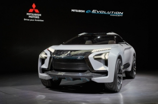 Mitsubishi e-Evolution