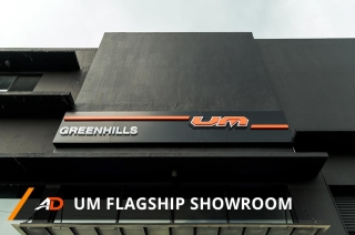 UM Flagship Showroom Opening
