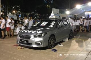 2017 Subaru Palm Challenge
