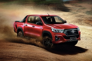 hilux new toyota thailand
