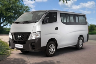 Nissan NV350 Urvan update
