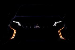 Mitsubishi Strada teaser