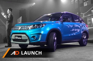 2018 Suzuki Vitara - Launch