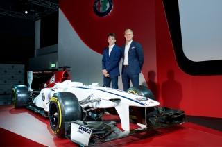 Alfa Romeo Sauber Formula 1 Team