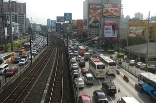 MMDA High Occupancy Vehicle