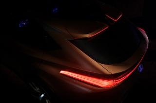 Lexus LF-1 Limitless teaser