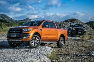 ford ranger northern adventure