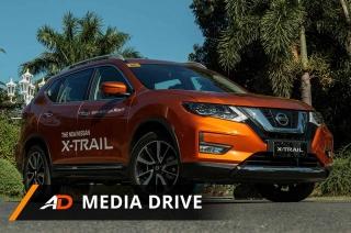 2018 Nissan X-Trail Media Drive