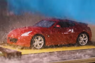 Nissan Car Wash