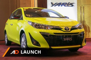 2018 Toyota Yaris - Launch