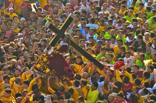 Traslacion of the Black Nazarene