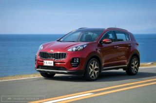 review kia sportage GT Line