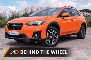 2018 Subaru XV 2.0i-S - Behind the Wheel