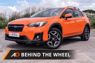 2018 Subaru XV 2.0i-S - Behind the Wheel