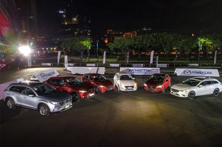 Mazda Philippines 2017 Sales Report