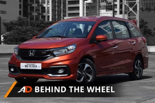 2018 Honda Mobilio RS Navi - Behind the Wheel